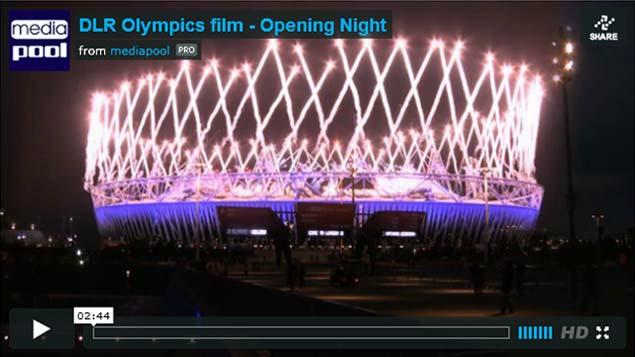 2012 olympics opening night